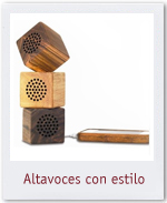iPhone de madera